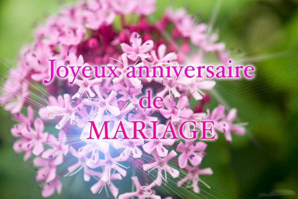 Carte Anniversaire De Mariage Invitation Mariage Carte
