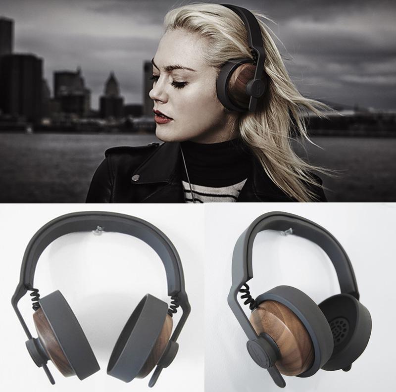 Grain Audio Over Ear Headphones