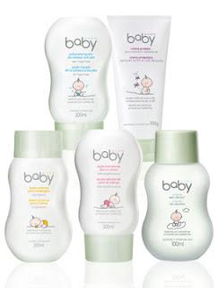 Avon Baby - prima gama de produse pentru bebelusi