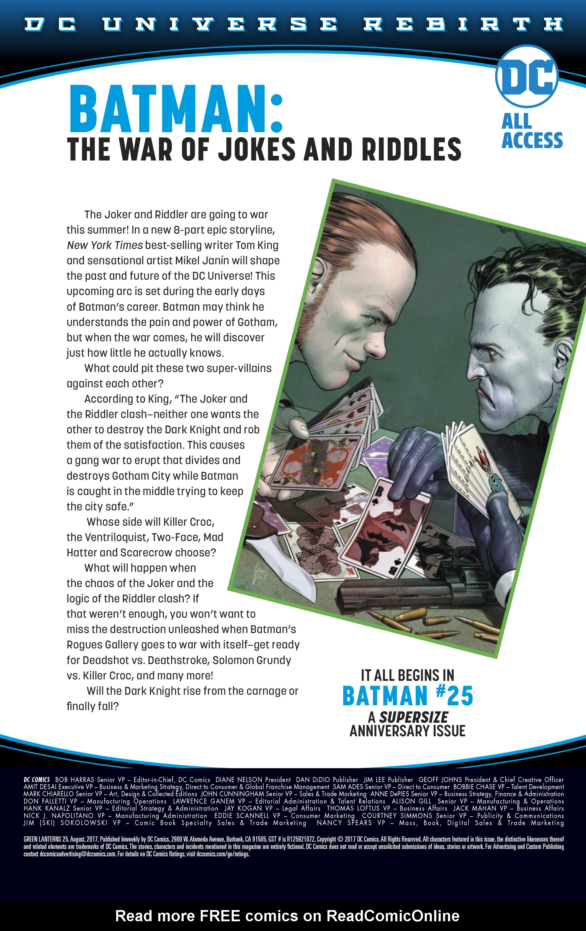 Read online Green Lanterns comic -  Issue #25 - 38