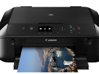 Canon PIXMA MG5760 For Mac, Windows, Linux