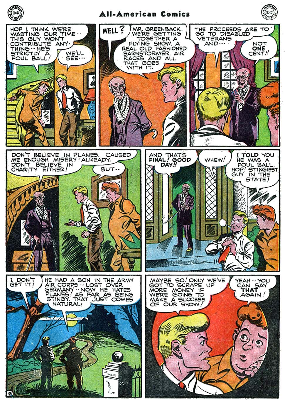 All-American Comics (1939) issue 93 - Page 36