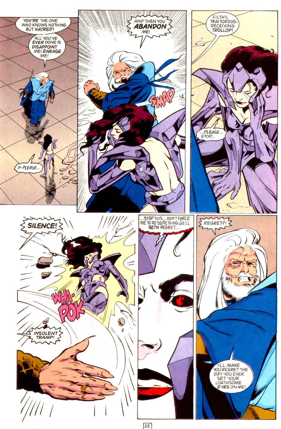 Legion of Super-Heroes (1989) 43 Page 22