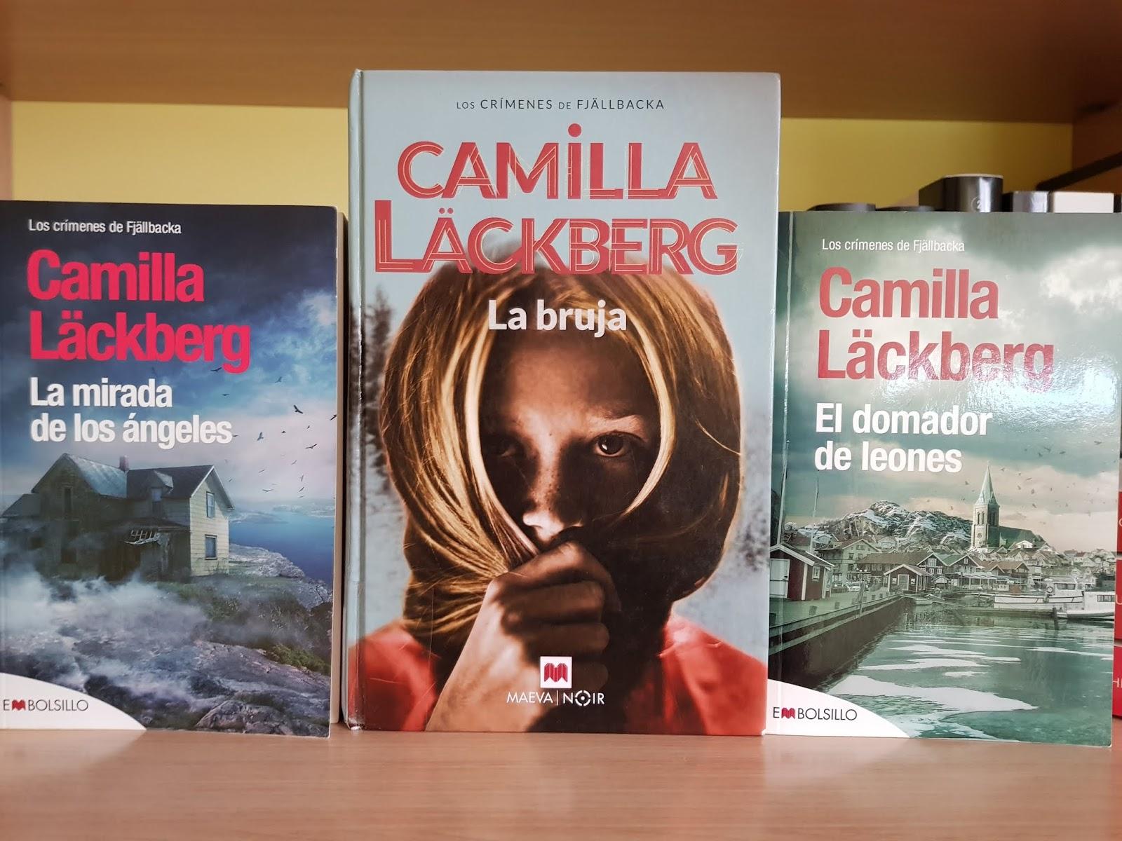 La bruja - Camilla Läckberg. martes, 29 de enero de 2019