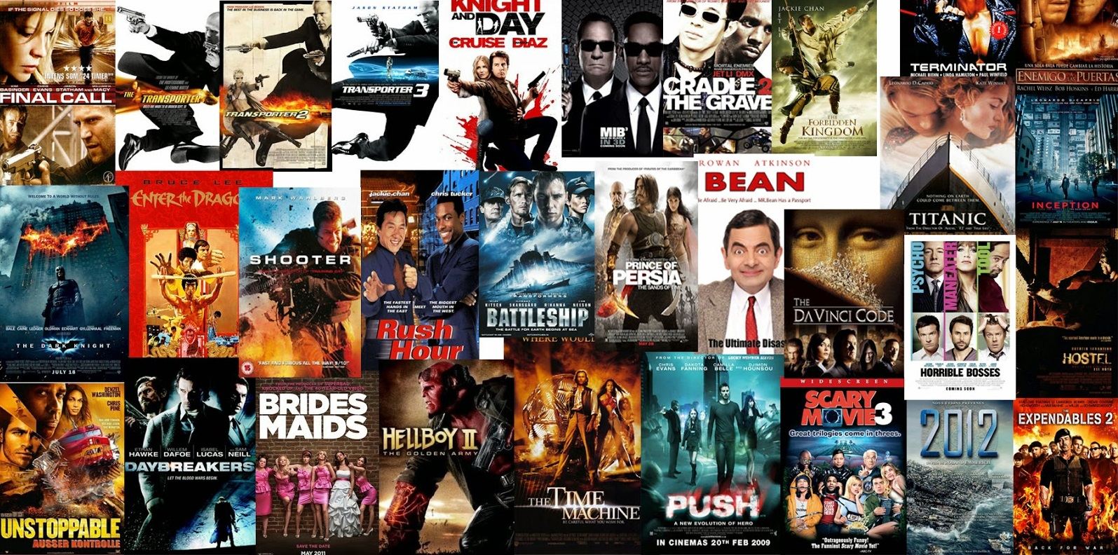 Top action movies 2019 list