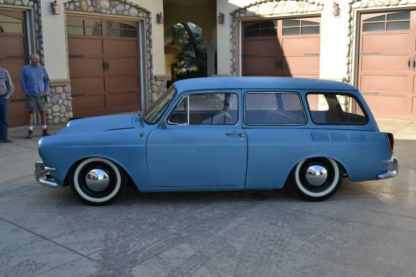 Free Bill Of Sale For Car >> Up For Sale 1966 VW Squareback - Buy Classic Volks