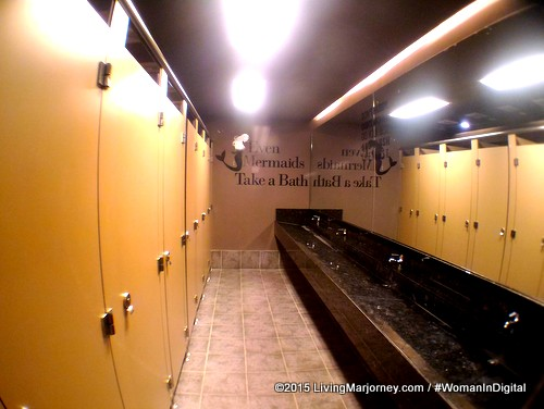 Common Toilet and Bath Space EDSA