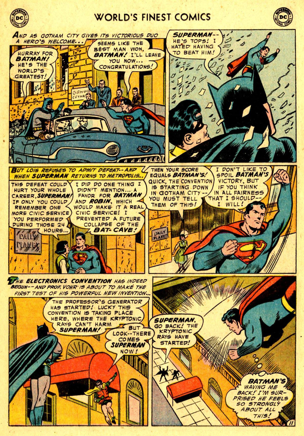 Read online World's Finest Comics comic -  Issue #76 - 13