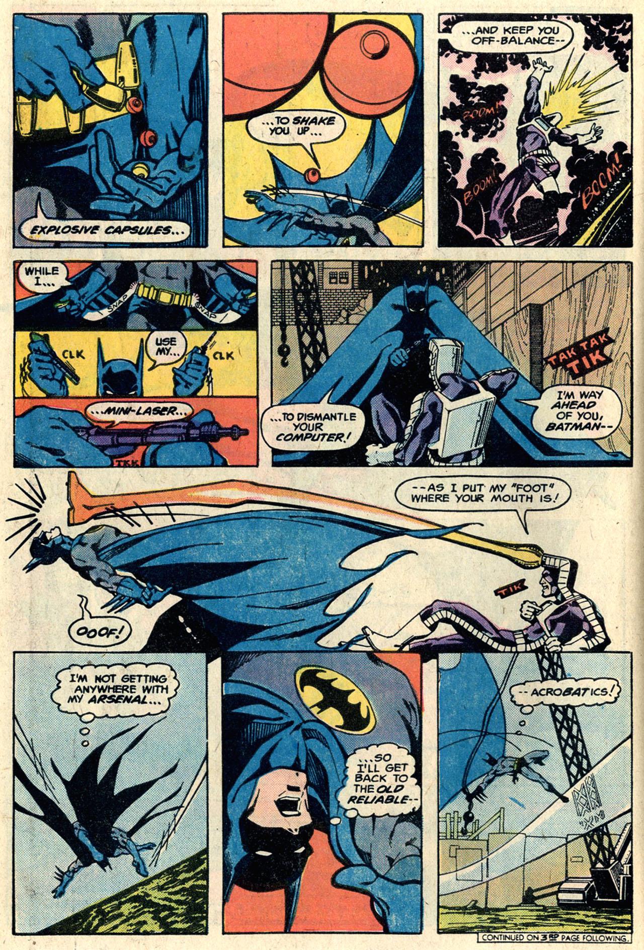 Detective Comics (1937) 468 Page 5