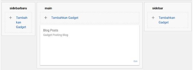 Tidak Bisa Edit dan Save HTML Blogger