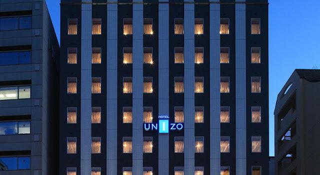 京都四條烏丸景觀酒店 Hotel Unizo Kyoto Shijo Karasuma