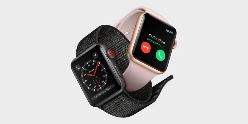 a1680e1c1 سعر ومواصفات Apple Watch Series 3 في مصر - شبكة نداء