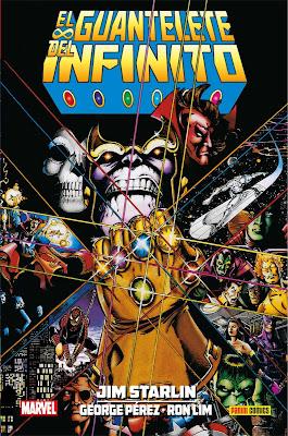 Thanos%2Bla%2BSaga%2Bdel%2BInfinito%2BComic -  Thanos la Saga del Infinito [Comics] [Español] [Google Drive] [Mega]  - Descargas en general