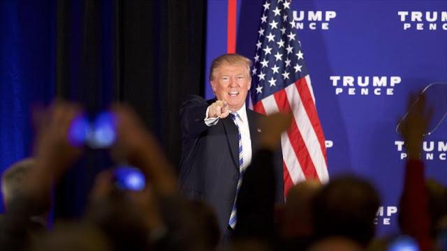 Trump presenta plan para los primeros 100 días como presidente
