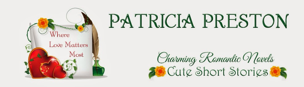 Patricia Preston Blog