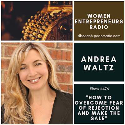 Andrea Waltz on Women Entrepreneurs Radio