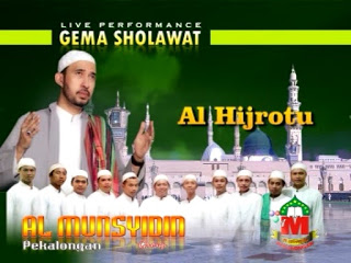 Download MP3 Hadroh & Sholawat Al-Munsyidin