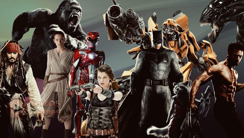 Os 30 Filmes Mais Esperados de 2017