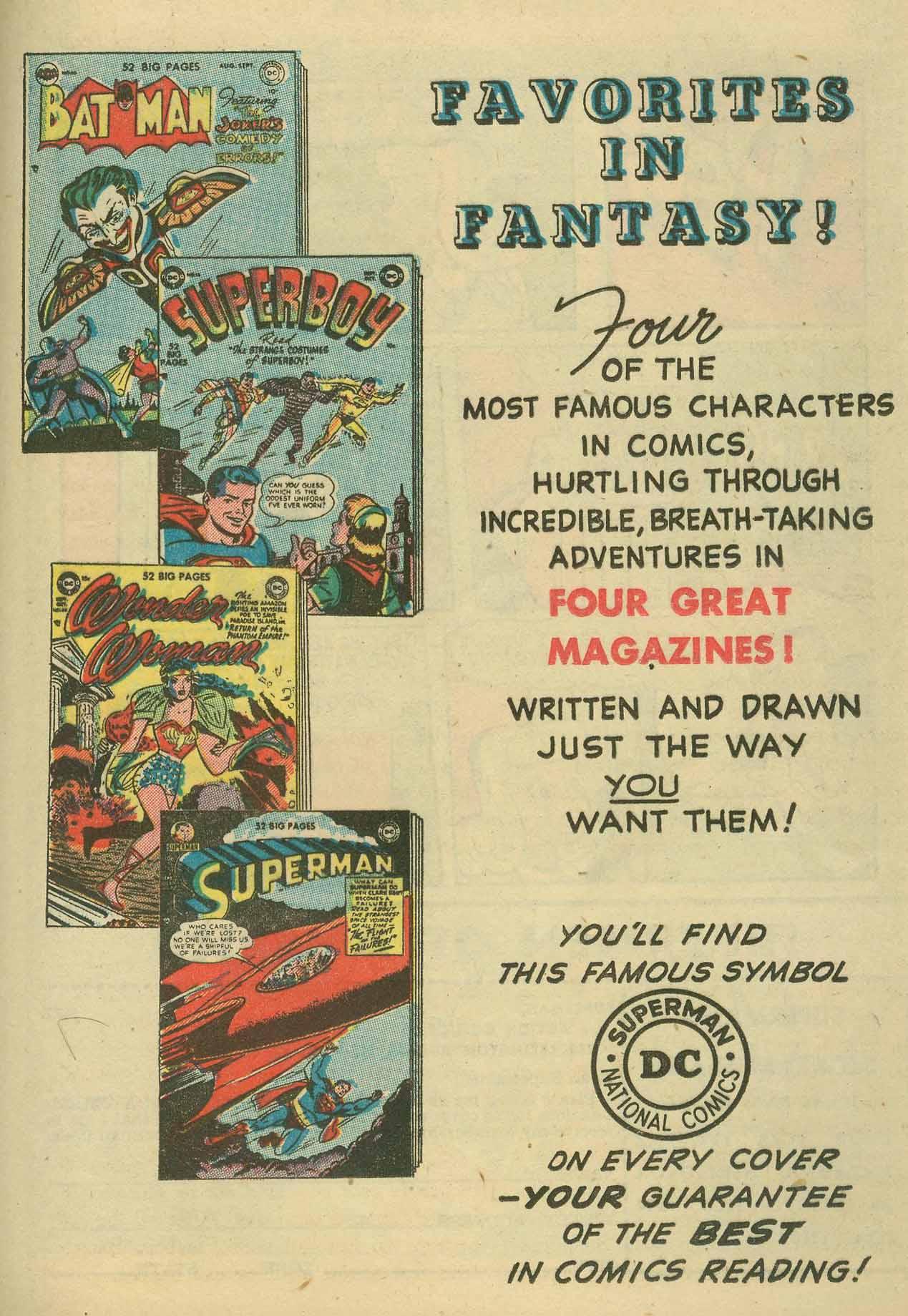 Action Comics (1938) 160 Page 36