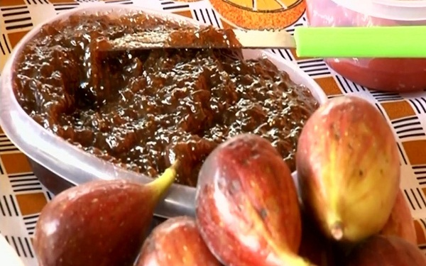 Receita de geleia de figo (Imagens: Reprodução/Notícias de Goiânia)