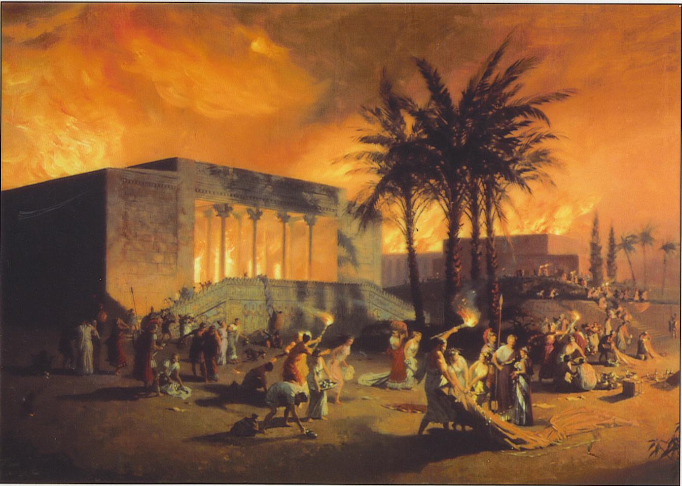 The Fall Of Troy Wallpaper Viajar Entre Viagens Pers 233 Polis Gl 243 Ria E Queda De Um