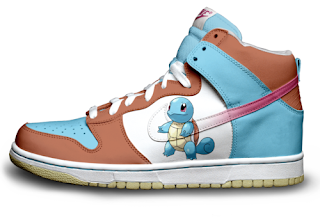 Squirtle Shoes Nike