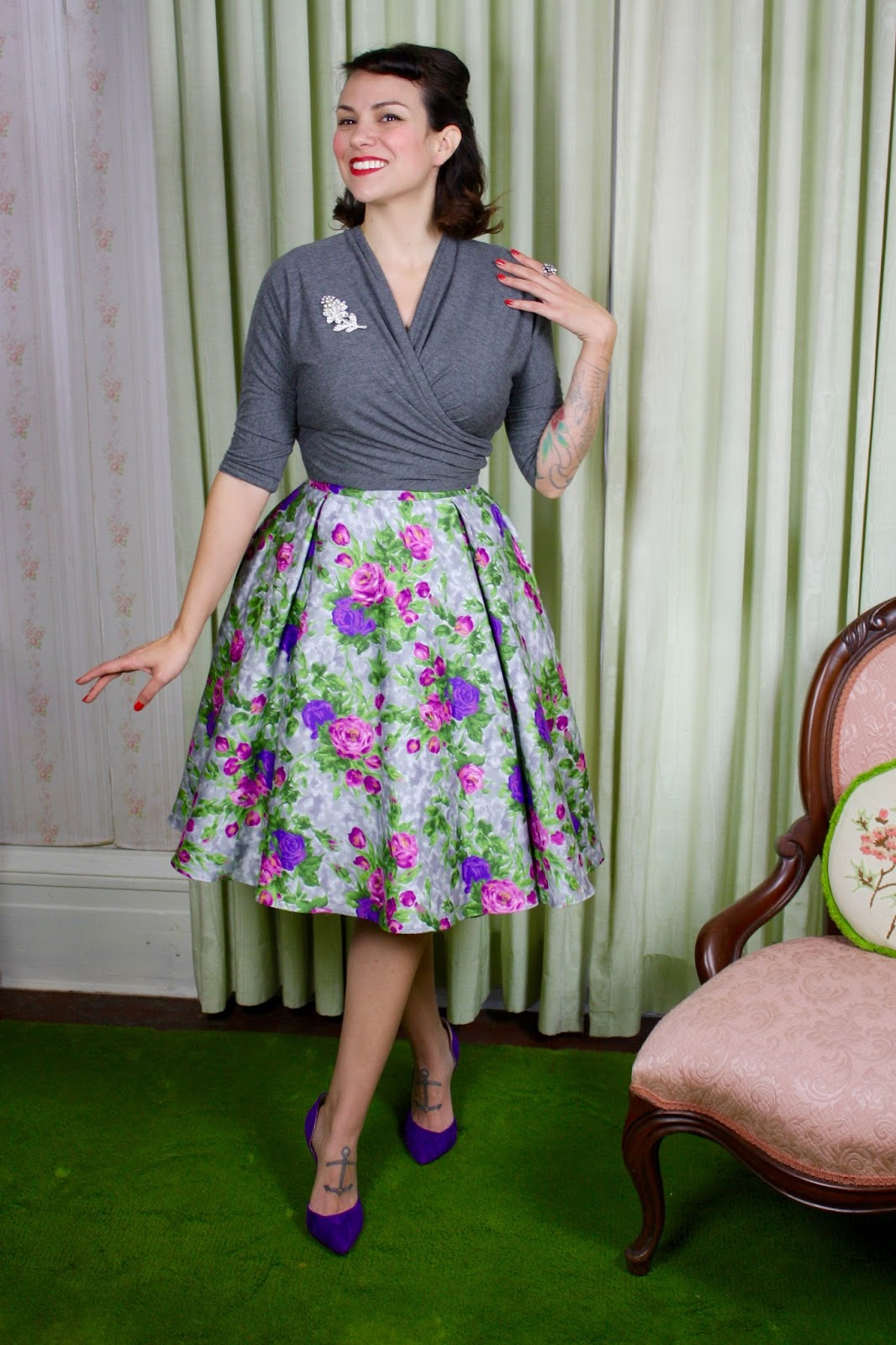 Gertie S New Blog For Better Sewing B6285 Wrap Top And