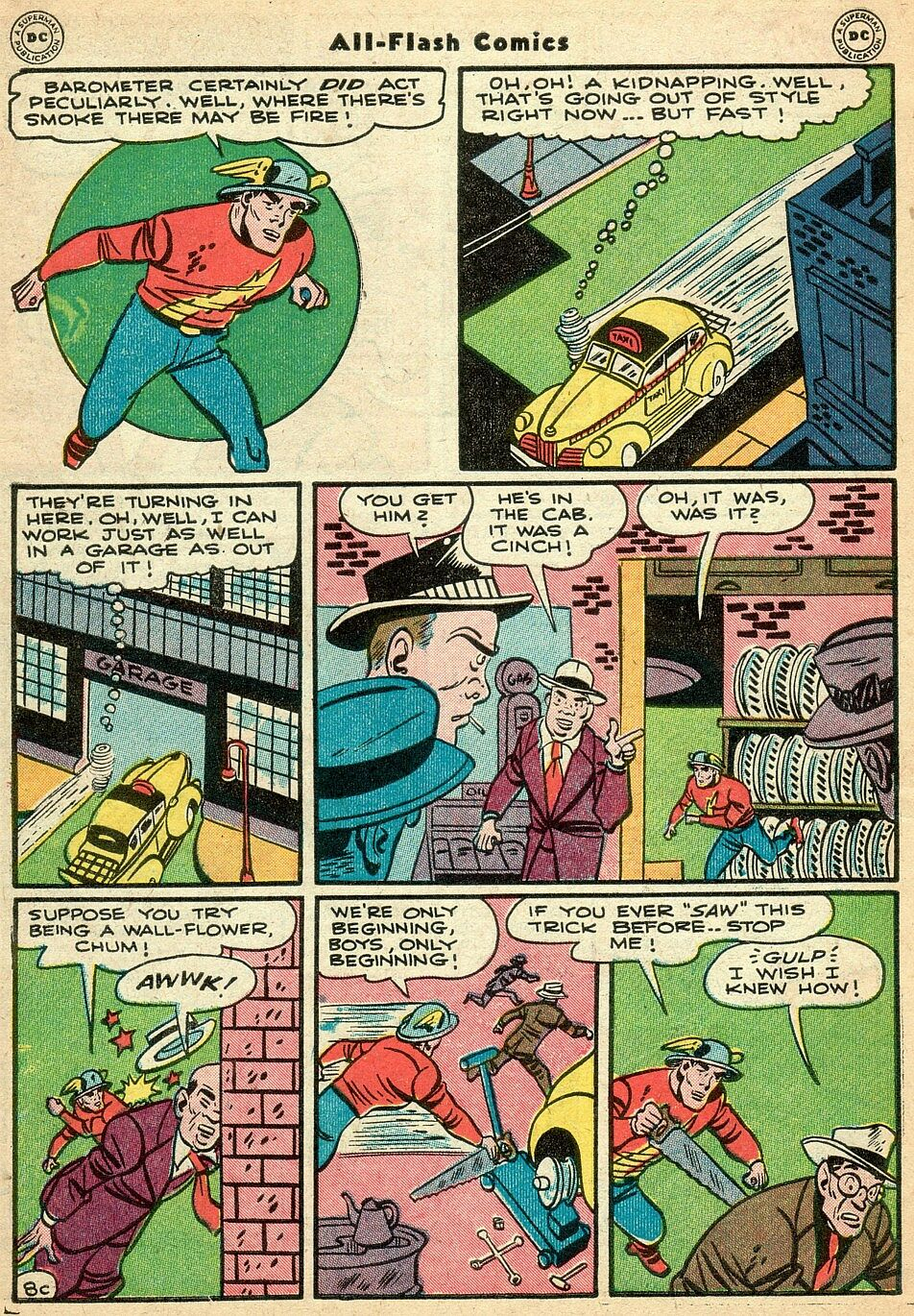 Read online All-Flash comic -  Issue #25 - 43