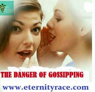 the danger of gossiping in the church
