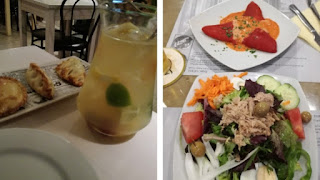 Empanadas+Catalan+salad+peppers+Barcelona