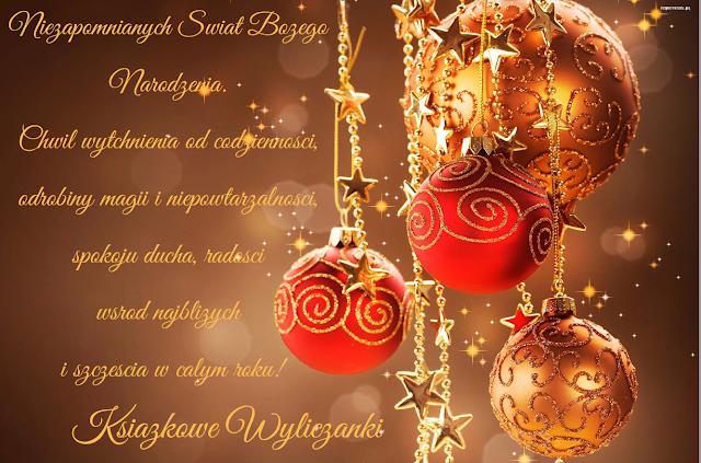 Świąteczne Życzenia dla Wszystkich!