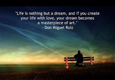 Quotes About Life Dreams