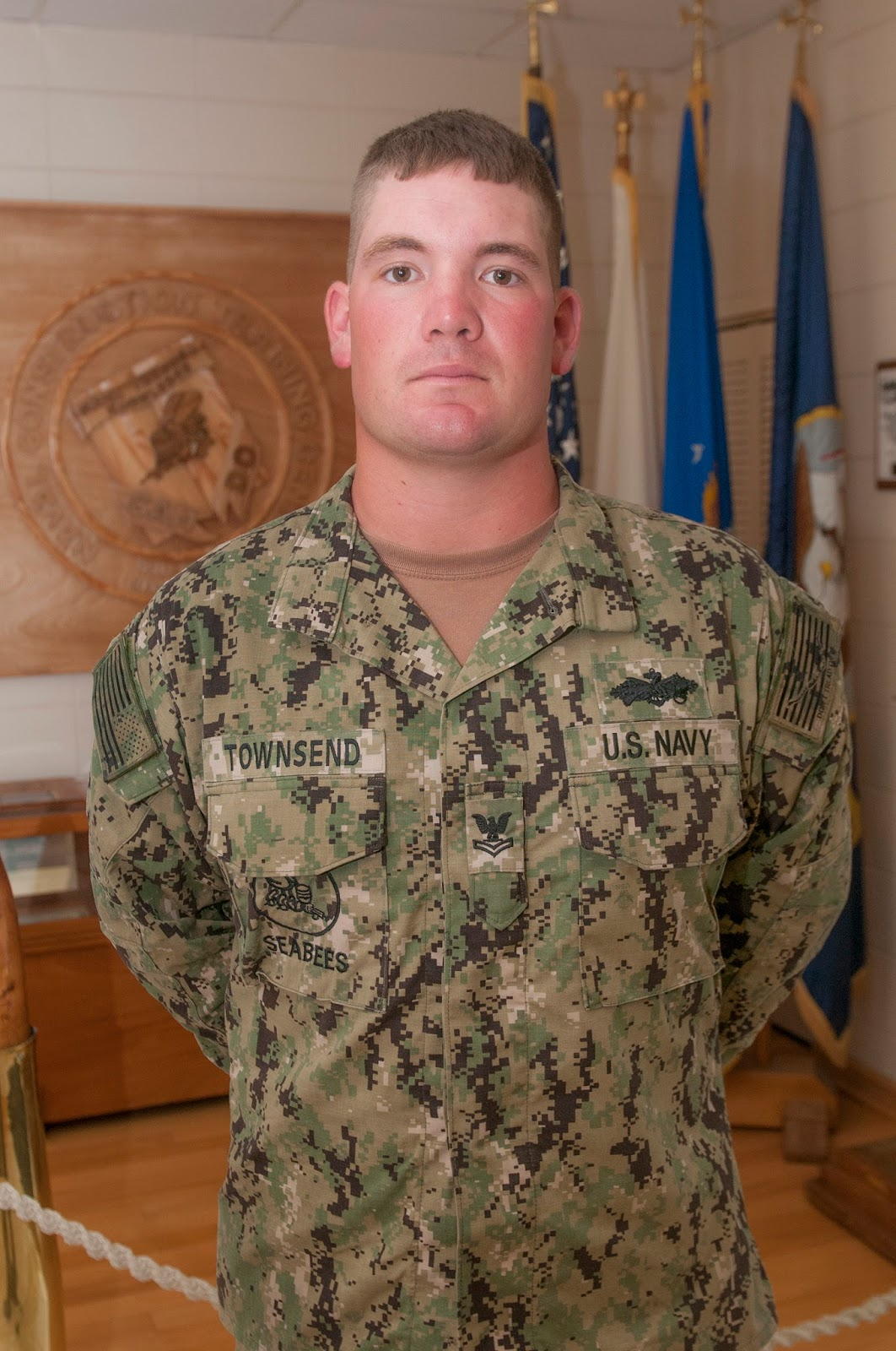 Winter Garden Sailor continues 75 years of Seabee tradition ...