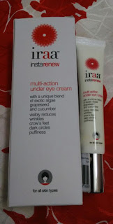 Iraa Instarenew Multi Action Under Eye Cream