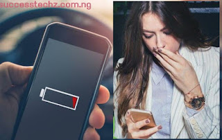 how to fix or solve android phone battery draining