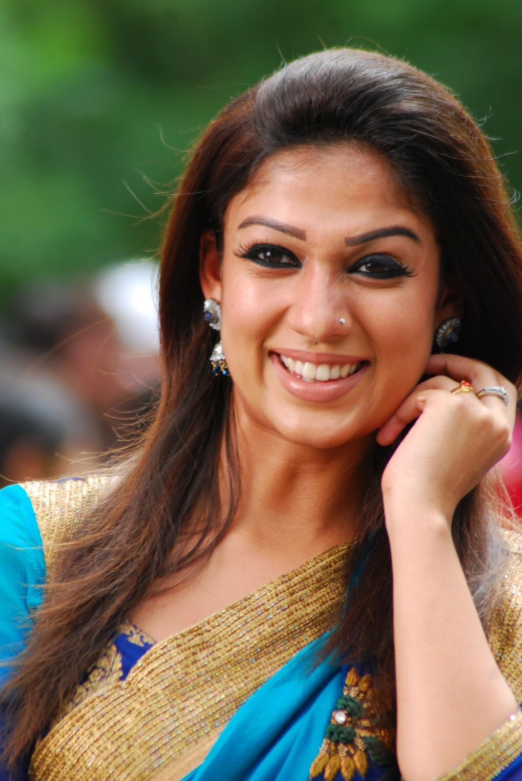 Nayanthara New Cute Stills In Telugu Movie