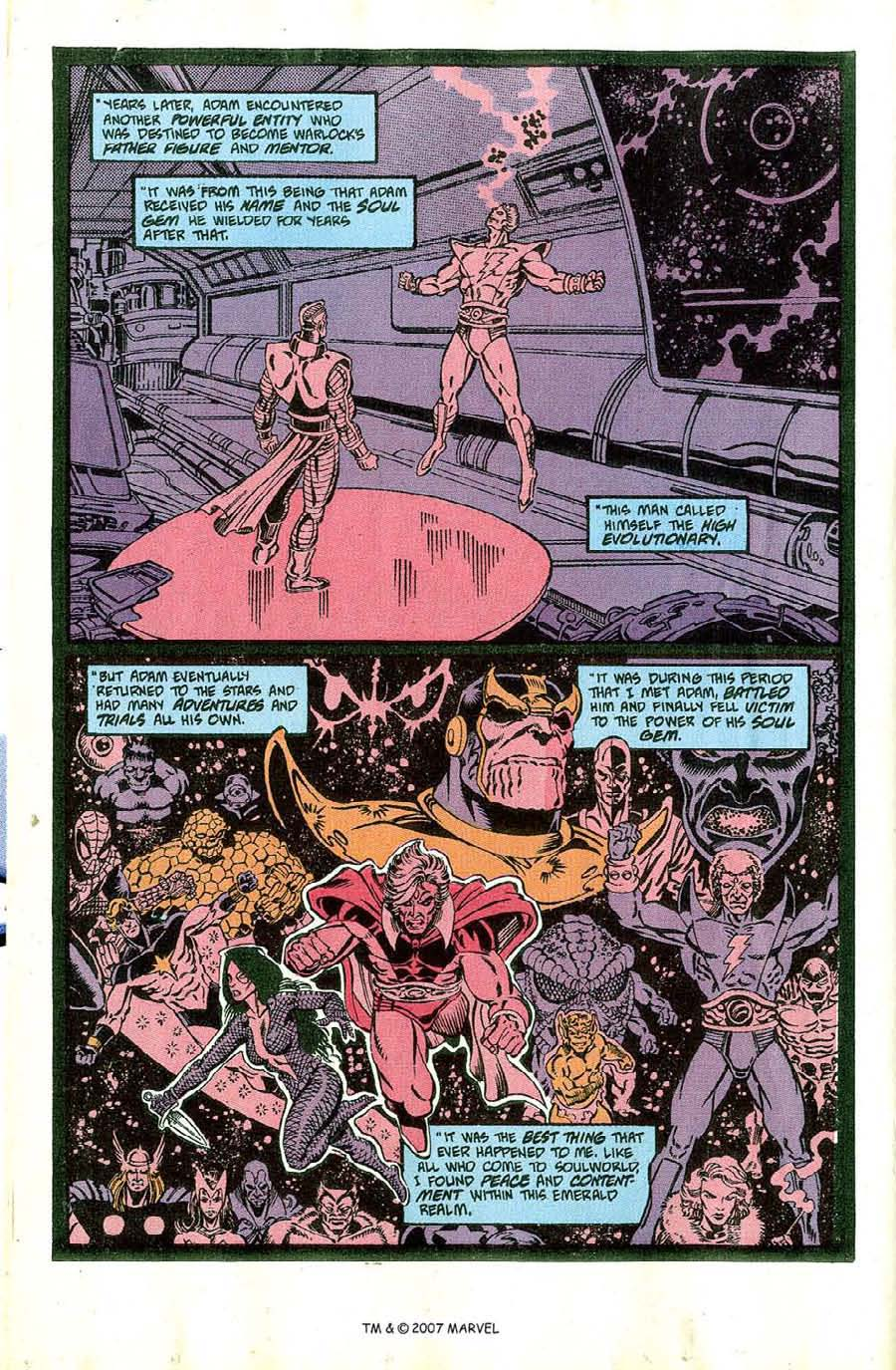 Read online Silver Surfer (1987) comic -  Issue #46 - 18