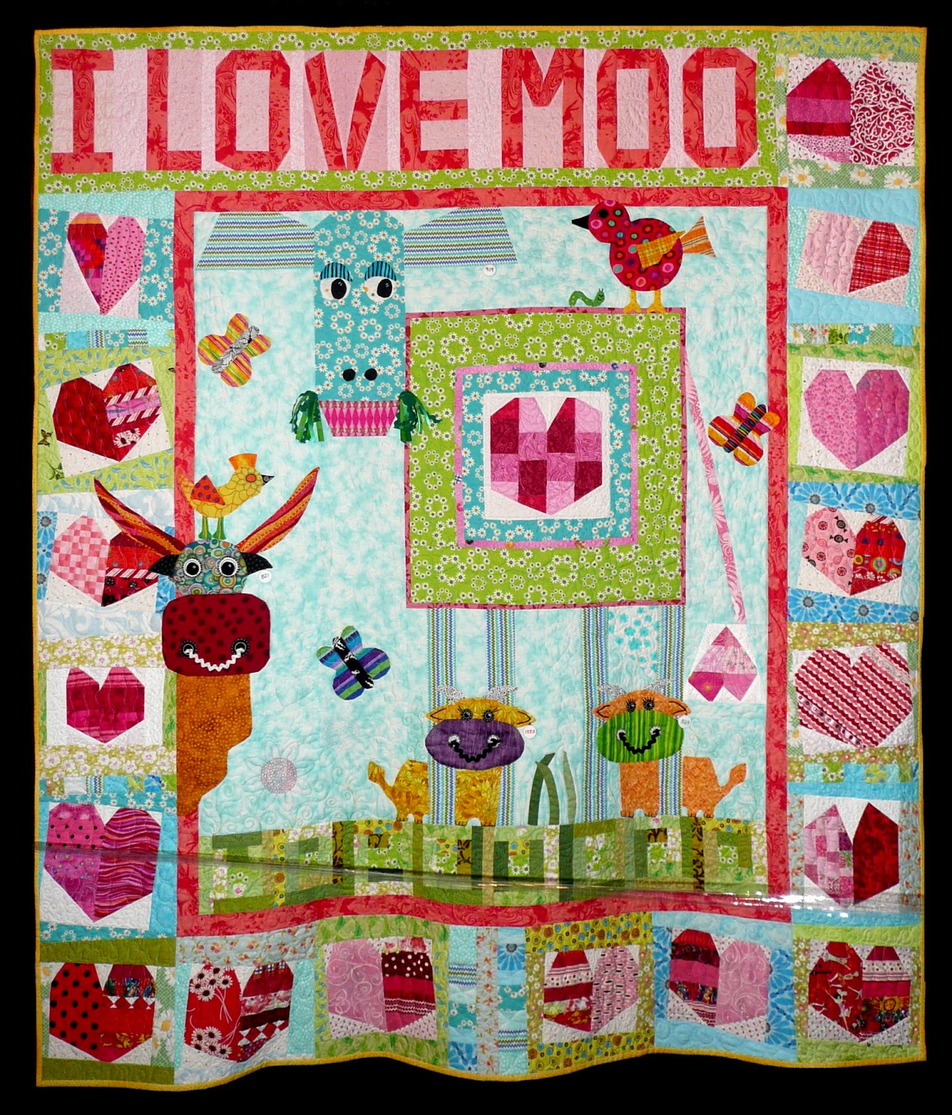 Come Quilt (Sue Garman): Cows and Quilts : cow quilt block - Adamdwight.com