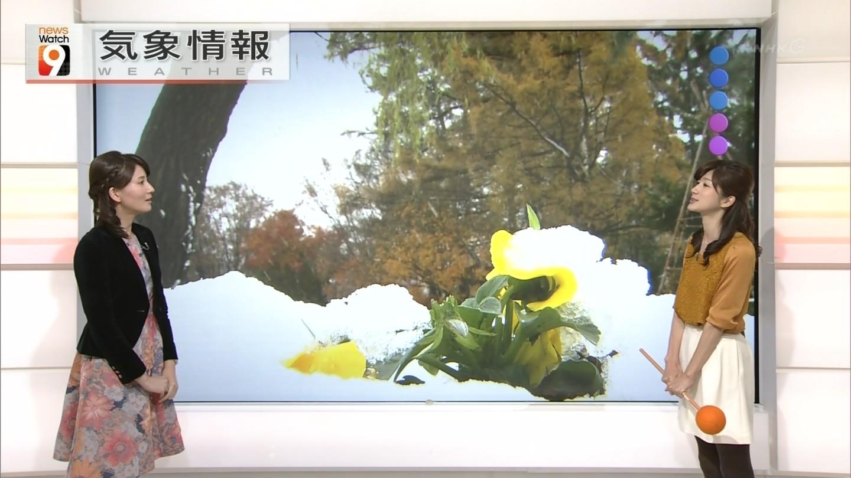 女子アナ画像コレクション: 井上あさひ ニュースウオッチ9 2014年11月4日
