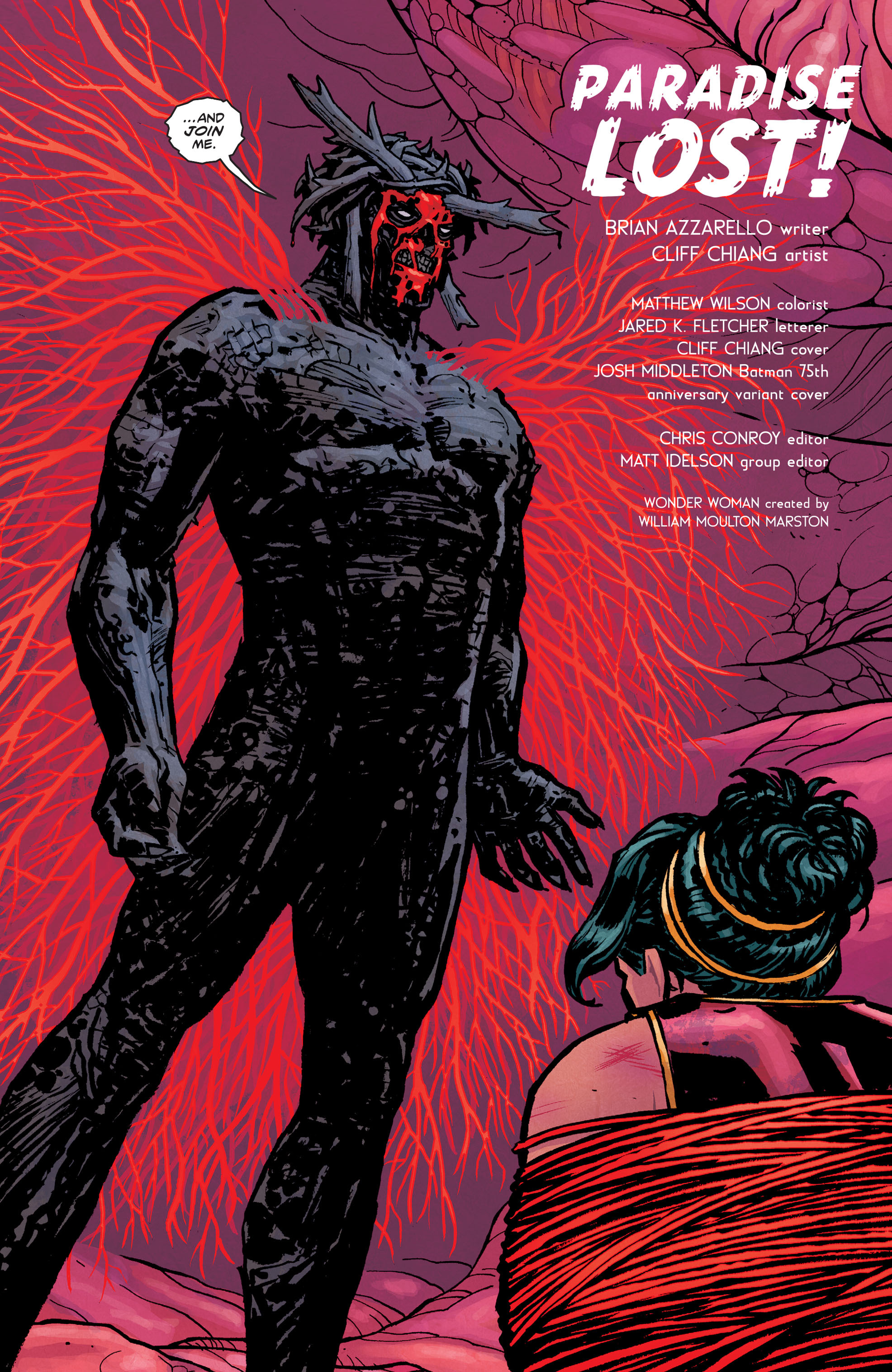 Read online Wonder Woman (2011) comic -  Issue #33 - 3