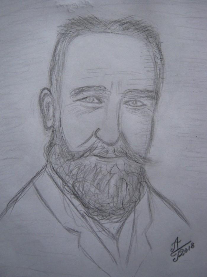 Фотограф, художник и скульптор. Алексей Гришанков