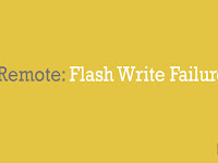 Cara Mengatasi Flash Write Failure Xiaomi pada aplikasi Mi Flash