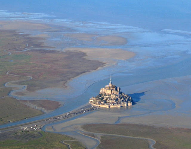 Normandy's Mont Saint Michel reveals new secrets