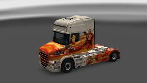 Transporteur Skin V 2 for Scania RJL