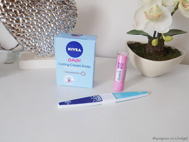 Nivea cream soap