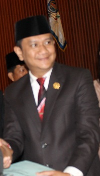 Ketua DPRD Depok Support Program TMMD