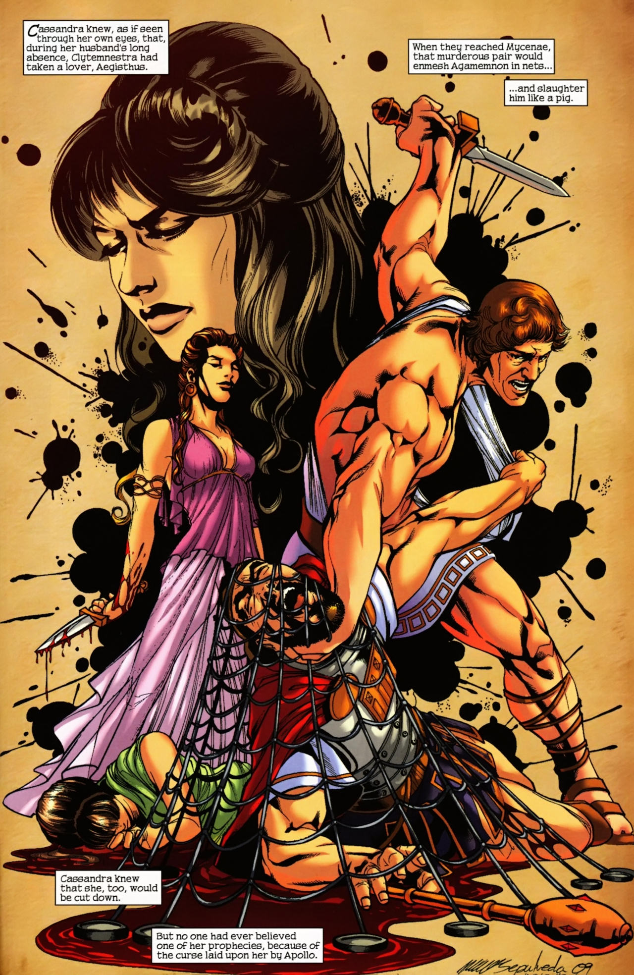 Read online Trojan War comic -  Issue #5 - 23
