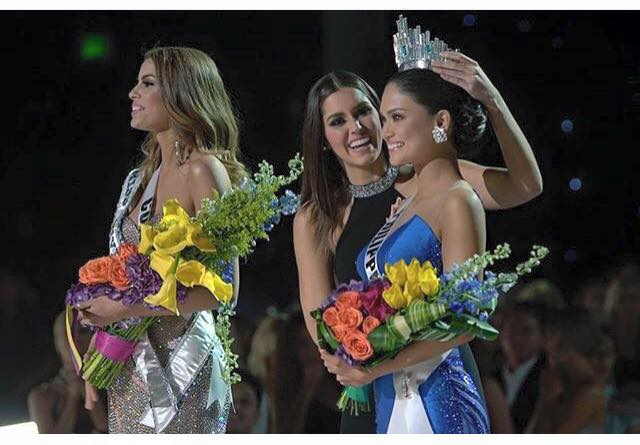 Eye For Beauty: Miss Universe 2015 is COLOMBIA    Oh no