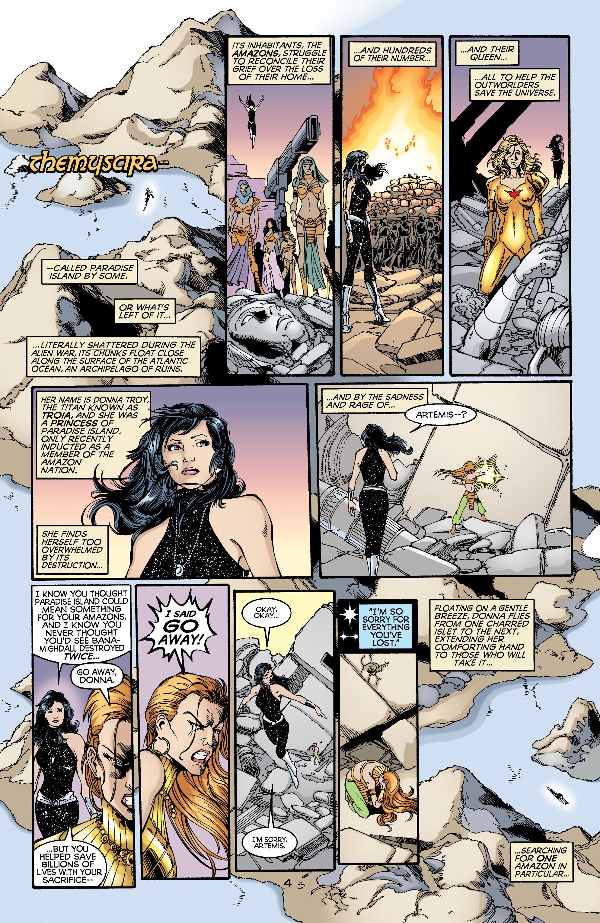 Read online Wonder Woman (1987) comic -  Issue #174 - 5