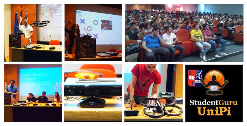 Πανεπιστήμιο Πειραιώς: 5 th StudentGuru Unipi Community Event